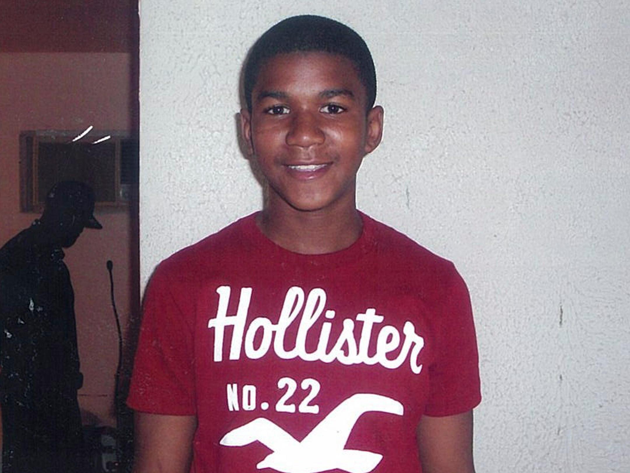 Trayvon Martin Picture